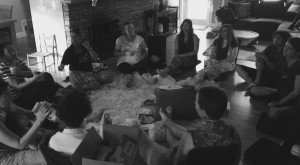 holding space for women to contemplate, share and heal through the tradition of a women's circle